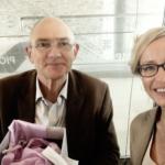 John Hilsdon, JLDHE founder and Alicja