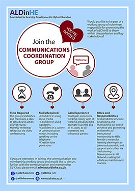 Communications Coordination Group Poster