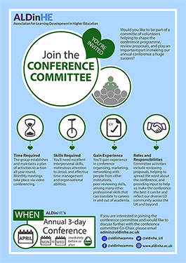 Conference Committee Poster