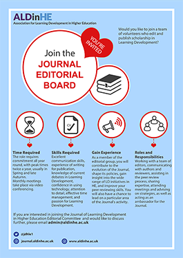 Journal Editorial Board Poster