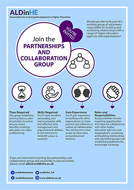 Partnership Collaboration Group Poster