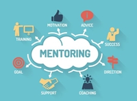 Illustration depicting the mentoring steering group